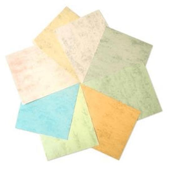 Бумага MARMOR A4/200г/м2 жёлтая 70 листов