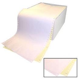 Printera papīrs divslāņu 15/210/15, 900 kompl., krāsains