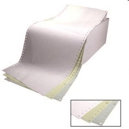 Бумага для принтера трехслойная 15/210/15, 600 комплектов, цветная