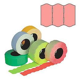 Маркировочная лента 22x12 розовая 1000