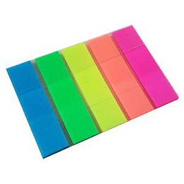 Индексы Z-типа 12x48мм/5 цветов x 20штук