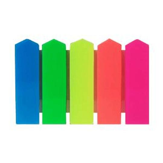 Индексы 12x48мм/5 цветов x 20штук