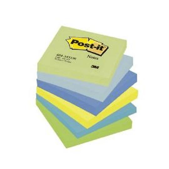 Стикеры 3M Post-it 76x76мм/100 лист. DREAMY
