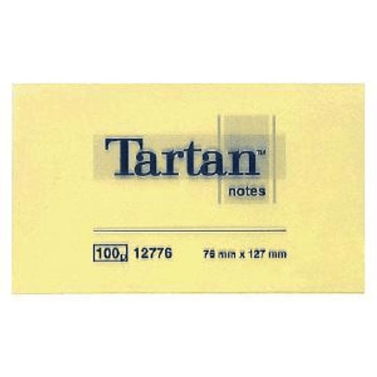Стикеры 3M Tartant 76x127мм/100 листов, желтые