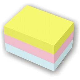 Стикеры 38x51/300, 3 цвета