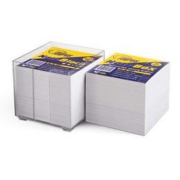 Бумага для заметок в коробке 90x90мм/800листов белая FORPUS