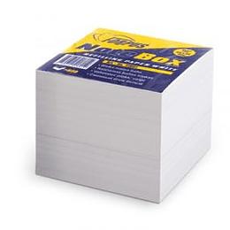 Бумага для заметок 85x85/800листов белая FORPUS