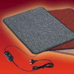 Электрический ковер универсальный с трехступенчатым регулятором (50х70см)