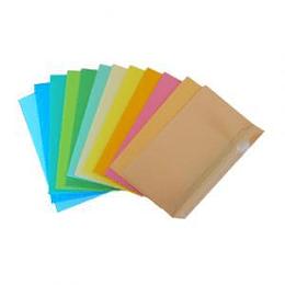 Конверты C65 (114x229 мм) цветные