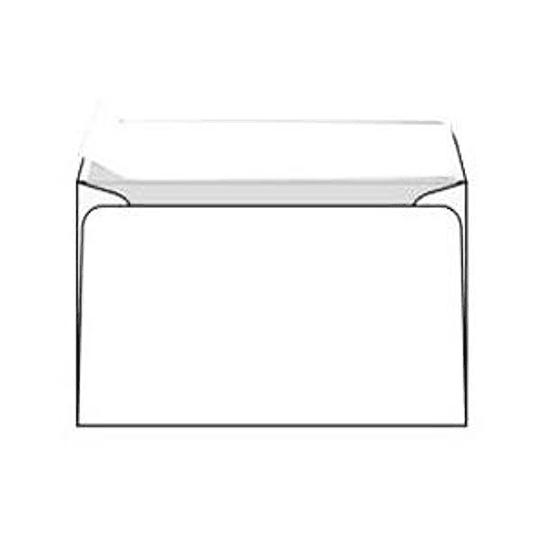 Конверт В4 250х350х20 мм, c расширением (до 20 мм) белый, ProPack
