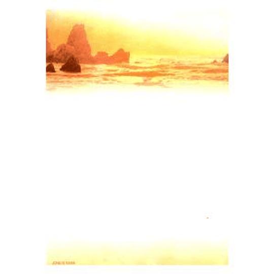 Бумага для писем МОРЕ А4/20 листов