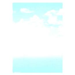 Бумага для писем НЕБО А4/20 листов