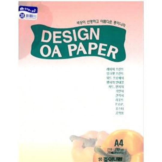Бумага для писем ПЕРЦЫ A4/20 листов