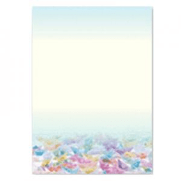 Бумага для писем Romance Nr.3 A4/20 листов