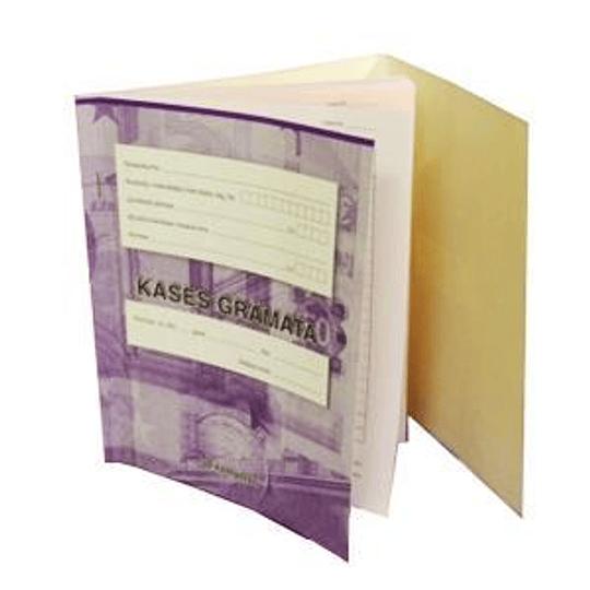 Кассовая книга А5/2-х слойная 50 комплектов