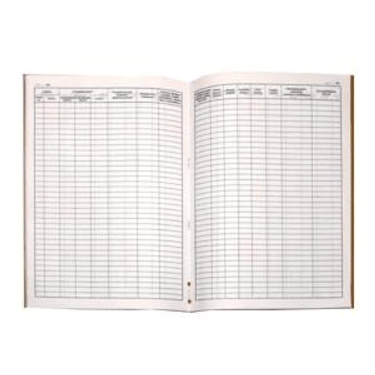 Регистр документов строгой отчётности акцизных товаров, А4, 48 листов