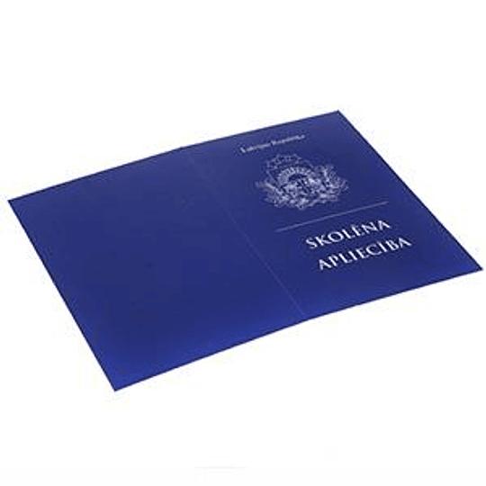 Ученический для 1 го - 4 го классов (синий)
