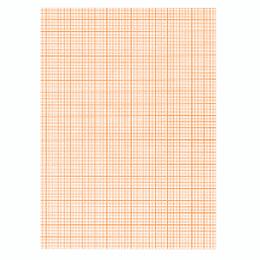 Milimetru papīrs A4, 20 lapas