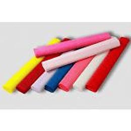 Креповая бумага 50см x 2м красная Fiorello