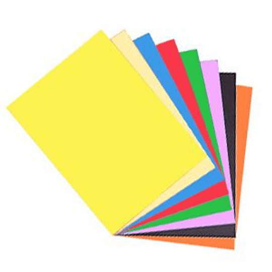 Апликационная бумага А4/12 листов двухсторонняя