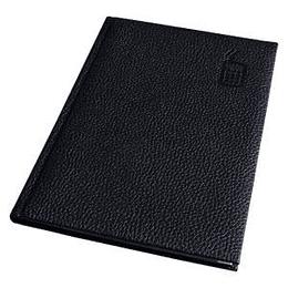 Телефонная книга AURORA A5/92 в линейку, чёрная