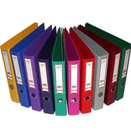 Регистр ELFEN PP A4/50мм фиолетовый