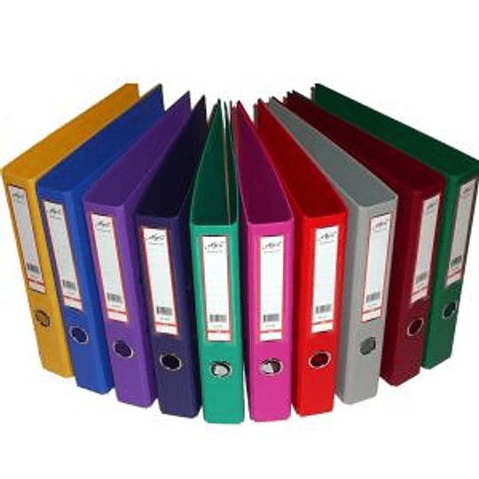 Регистр ELFEN PP A4/75мм фиолетовый