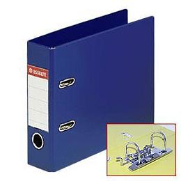 Регистр удлинённый ESSELTE VIVIDA No.1 A5/75мм синий