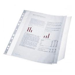 Кармашки матовые PP A4/10 штук (с отворотом) 110микрон