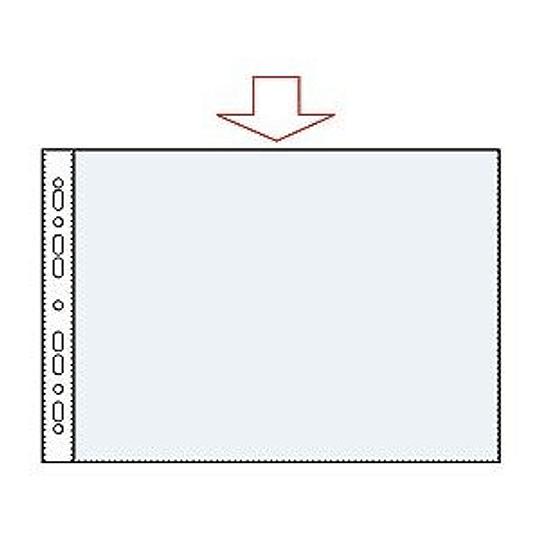 Кармашек ESSELTE горизонтальный A3/1 штука 85микрон