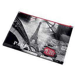 Папка со скользящим замком PARIS A4