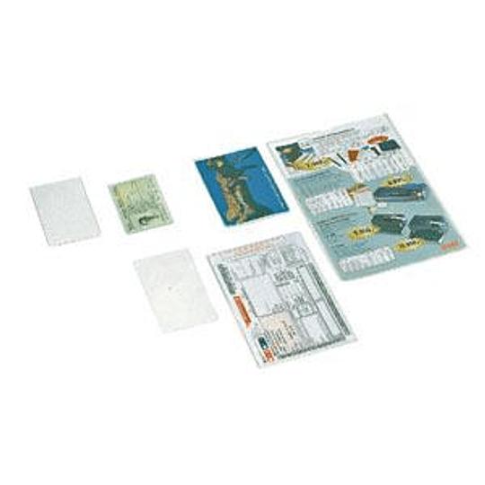 Обложка для документов ESSELTE A7 80x110 мм