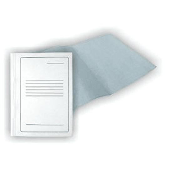 Папка для документов без механизма SMILTAINIS A4 белая