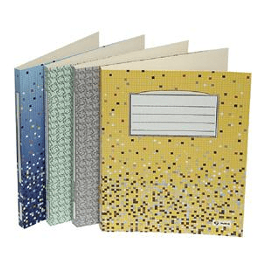 Скоросшиватель картонный Multi-S A4/18мм, желтый