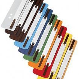 Механизм скоросшивателя PROFICE жёлтые 25 штук