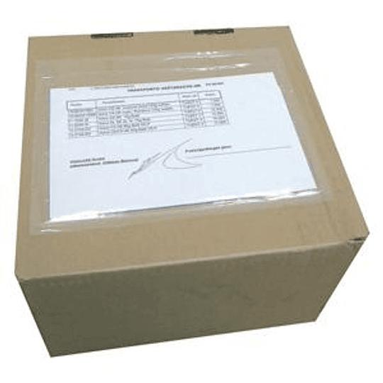 Самоклеящиеся кармашки для документов А5/240x165 +15 мм