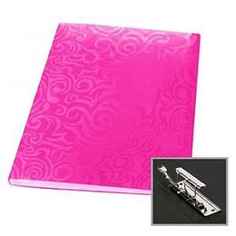 Mape ar piespiedēju A4 Tai Chi roza