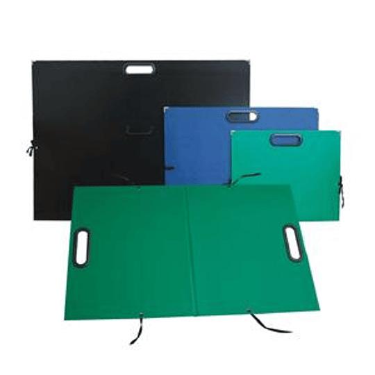 Папка-планшетMulti-S A2 мраморный цвет