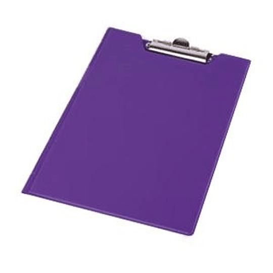 Папка-планшет Panta Plast Focus A5 фиолетовая
