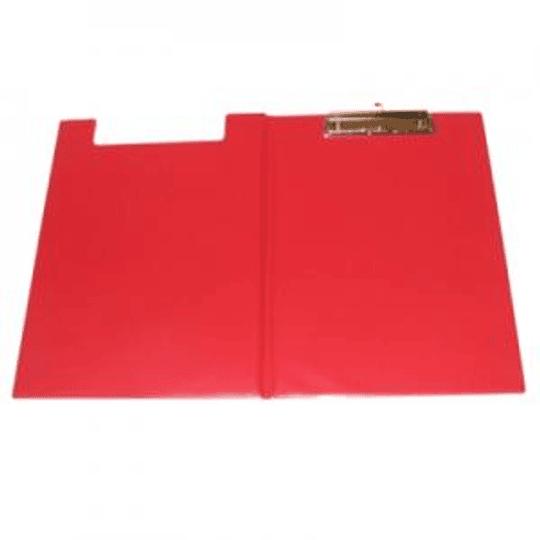 Папка-планшет ELFEN А4/красный