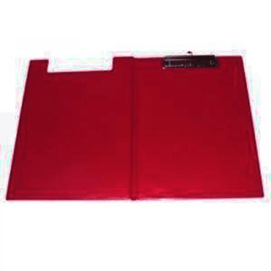 Папка-планшет ELFEN А4/бордовый