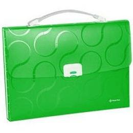 Portfelis-kartoteka OMEGA zaļa