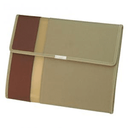 Папка MULTI-functional CASE EAGLE A4/зелёная