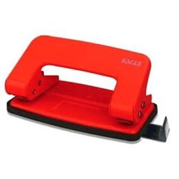 Дырокол EAGLE 709R красный на 8листов