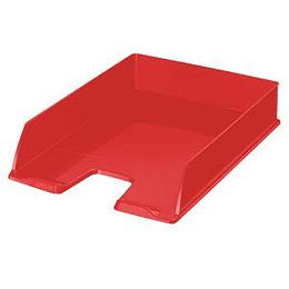 Plaukts dokumentiem Esselte Centra, sarkans