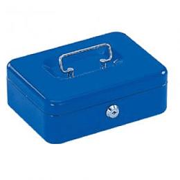 Сейф для денег EAGLE 8878XS синий