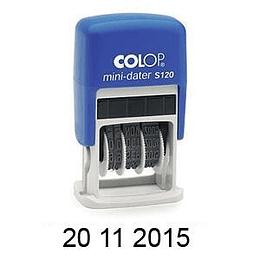 Datumzīmogs COLOP S120 Mini-Dater
