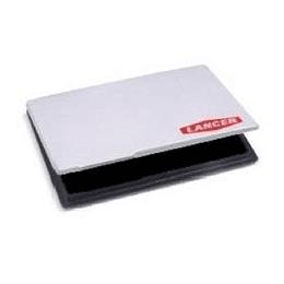 Spilventiņš zīmogu LANCER melns 116x70