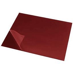 Galda segums 52x65cm bordo ar plēvi, Rillstab