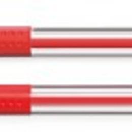 Гелевая ручка FORPUS PERFECT, красная